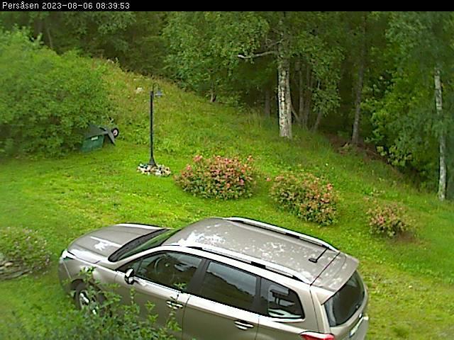 Webcam Persåsen, Berg, Jämtland, Schweden